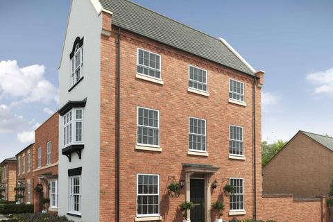 3 bedroom end of terrace house for sale - Plot 614, The Chilcote B at Western Gate, LE19