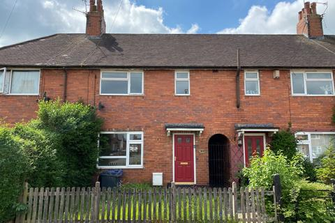 2 bedroom terraced house for sale - St. Bernards Road, Newcastle, ST5 6HH