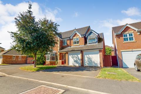 5 bedroom detached house for sale - Queensgate Drive,Chellaston,Derby,DE73 5NW