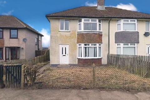 3 bedroom semi-detached house for sale - Trinity Drive, Northside, Workington, Cumbria, CA14 1AX