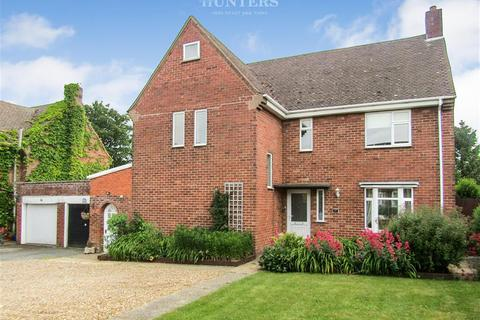4 bedroom detached house for sale - Canberra Crescent, Hemswell, Gainsborough, DN21 5TZ