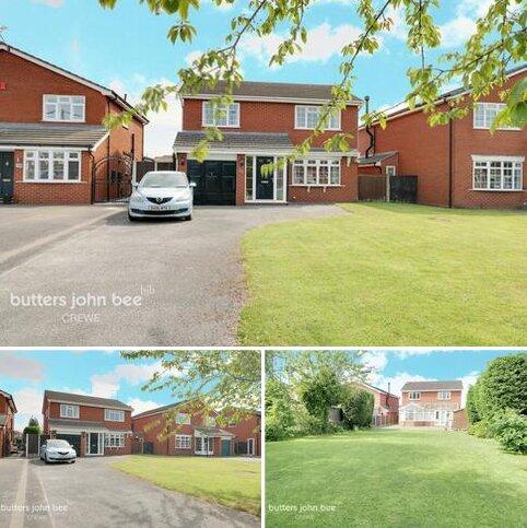 4 bedroom detached house for sale - Sydney Road, Crewe