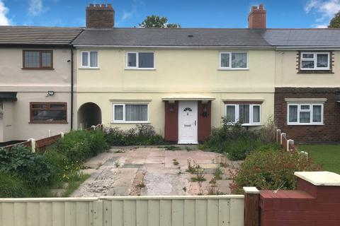 3 bedroom terraced house for sale - Hughes Place, Bilston, WV14 6QX