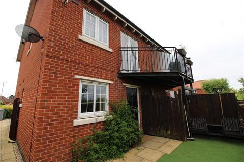 1 bedroom end of terrace house to rent - Parsons Close, Fernwood, Newark