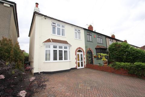 3 bedroom end of terrace house for sale - Chewton Close, Bristol, BS16 3SR