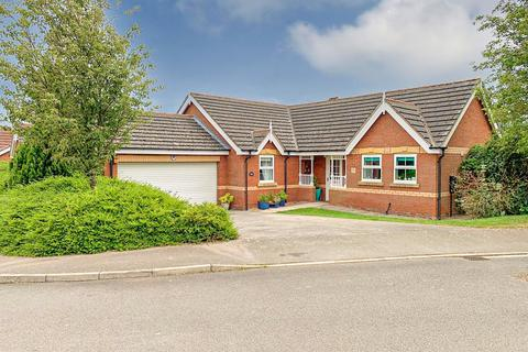 3 bedroom detached bungalow for sale - Bader Way, Kirton In Lindsey, Gainsborough, Lincolnshire, DN21
