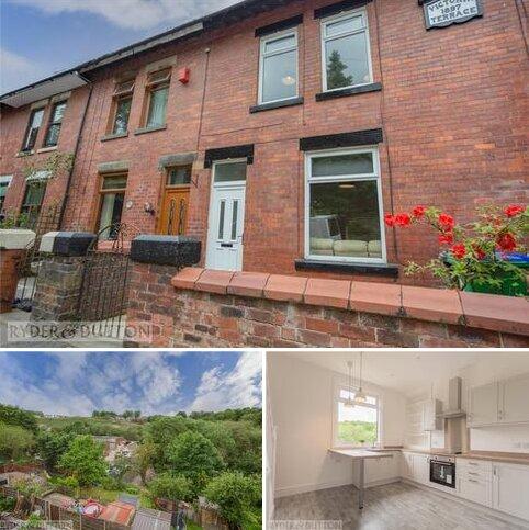 3 bedroom terraced house for sale - Victoria Terrace, Heywood, OL10