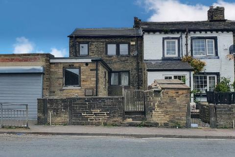 2 bedroom terraced house for sale - Clough Lane, Halifax, West Yorkshire, HX2 8SN