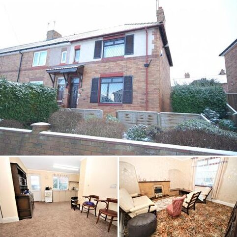 2 bedroom end of terrace house for sale - Shaftesbury Crescent, Humbledon