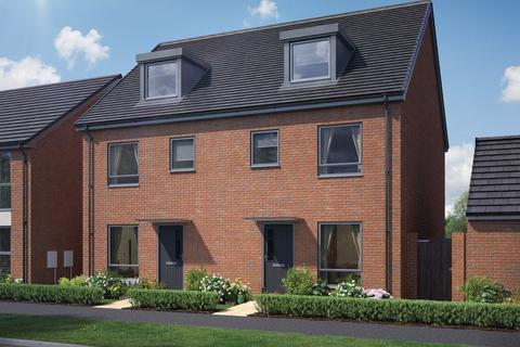 4 bedroom end of terrace house for sale - Plot 209, The Marigold at The Wavendon Collection, Newport Road, Wavendon, Buckinghamshire MK17