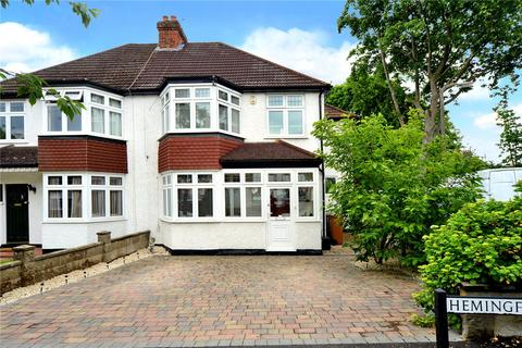 4 bedroom semi-detached house for sale - Hemingford Road, Cheam, Sutton, SM3