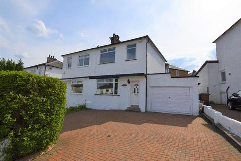 2 bedroom semi-detached house to rent - Orchard Park Avenue, Thornliebank, Thornliebank, Glasgow, G46 7BW