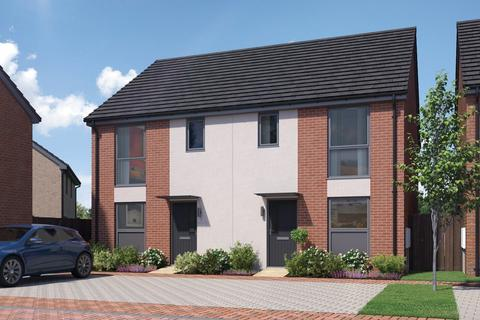 3 bedroom semi-detached house for sale - Plot 261, The Valerian at The Wavendon Collection, Newport Road, Wavendon, Buckinghamshire MK17