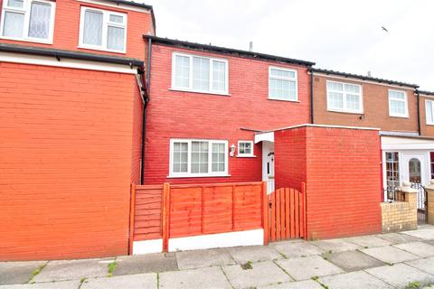 3 bedroom terraced house for sale - Great Mersey Street, Liverpool, Merseyside, L5