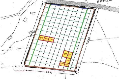 Land for sale - Plots 149, 150, 151, 177, 178, 189, 199, Land at Rhiwgarn Fawr Farm, Trebanog, Porth, Mid Glamorgan, CF39 8AX