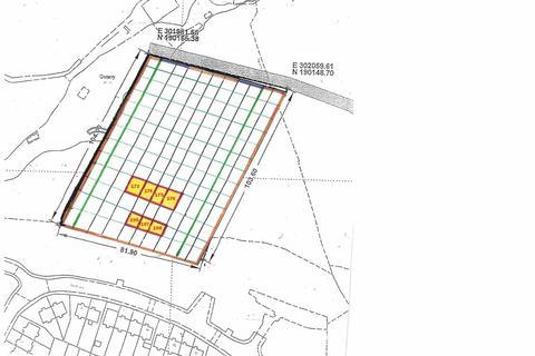 Land for sale - Plots 173, 174, 175, 176, 196, 197 & 198, Land at Rhiwgarn Fawr Farm, Trebanog, Porth, Mid Glamorgan, CF39 8AX