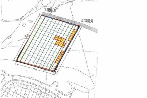 Land for sale - Plots 92, 103, 114, 122, 123, 124, 133, 134, 135, Land at Rhiwgarn Fawr Farm, Trebanog, Porth, Mid Glamorgan, CF39 8AX