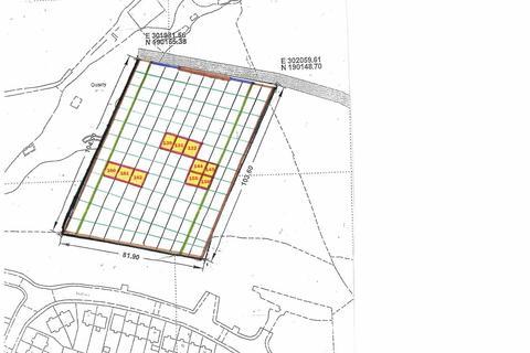 Land for sale - Plots 130, 131, 132, 144, 145, 155, 156, 160, Land at Rhiwgarn Fawr Farm, Trebanog, Porth, Mid Glamorgan, CF39 8AX