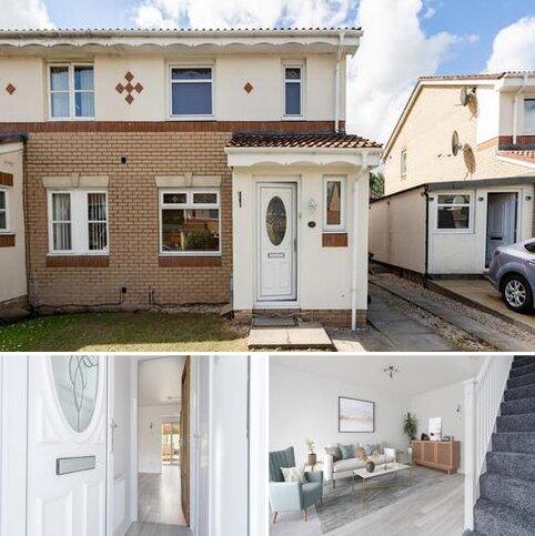 3 bedroom semi-detached villa for sale - Murray Crescent, Newmains, Wishaw ML2