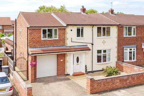 5 bedroom semi-detached house for sale - Leven Road, York, YO24