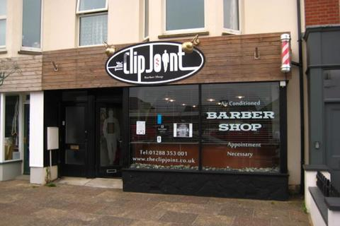 Hairdresser and barber shop for sale - Leasehold Barbers & Ladies Hair Salon Located In Bude