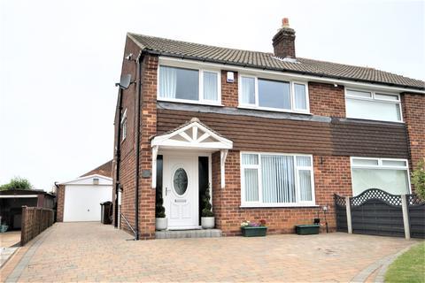 3 bedroom semi-detached house for sale - Gascoigne Road, Barwick in Elmet, Leeds, West Yorkshire