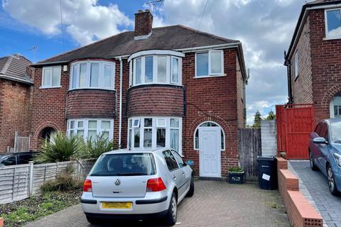 3 bedroom semi-detached house for sale - Gorsy Road, Quinton, Birmingham, B32 2SJ