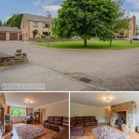 4 bedroom end of terrace house for sale - Springbank Gardens, Goodshaw, Rossendale, BB4