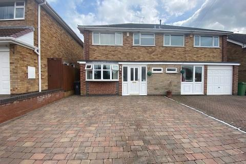 3 bedroom semi-detached house to rent - Bridlewood, Sutton Coldfield, West Midlands