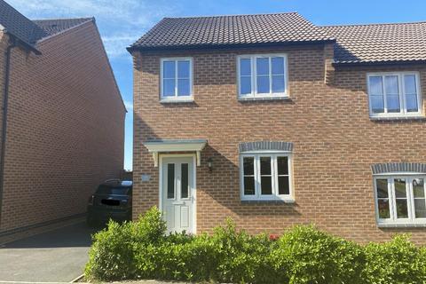 3 bedroom semi-detached house to rent - Balmoral Drive, Grantham, NG31