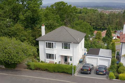 4 bedroom detached villa for sale - Beechlands Drive , Clarkston , Glasgow, G76 7UX