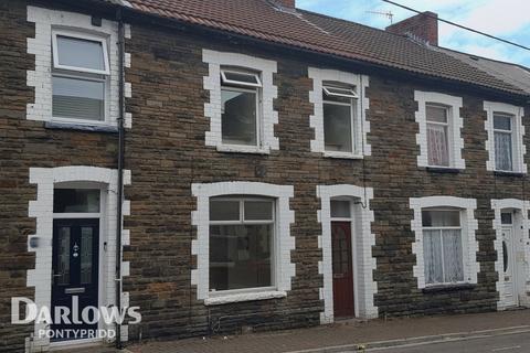 4 bedroom terraced house for sale - Queen Street, Pontypridd