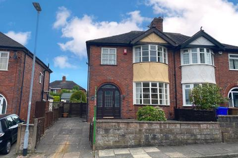 3 bedroom semi-detached house for sale - Regent Avenue, Stoke-on-Trent, ST6 6EW