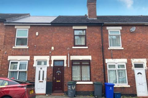 2 bedroom terraced house for sale - Rothesay Road, Stoke-on-Trent, ST3 4QW