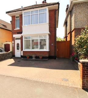 3 bedroom detached house for sale - Queen Mary Avenue, Bournemouth, BH9