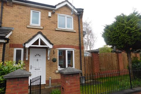 3 bedroom end of terrace house to rent - Chorlton Road, Manchester, M15