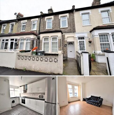 3 bedroom terraced house to rent - Rothsay Road, London, Greater London. E7 8LY
