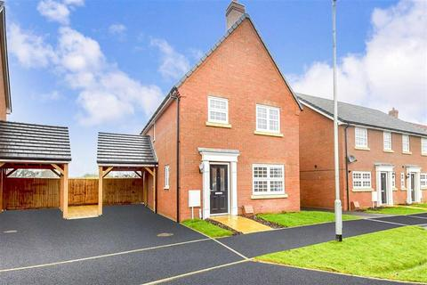 3 bedroom detached house for sale - The Dendy, Fitzwarin Place, Singledge Lane, Whitfield, Dover, Kent