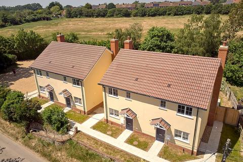 2 bedroom semi-detached house for sale - Benhall, Near Saxmundham, Suffolk