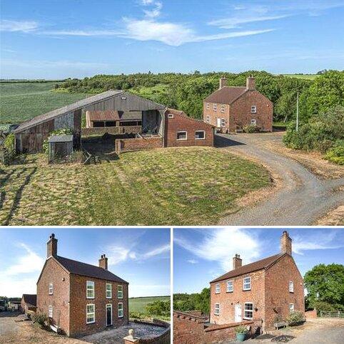 4 bedroom detached house for sale - Fulletby, Horncastle, LN9