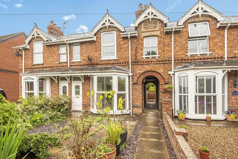 2 bedroom terraced house for sale - Station Road, Ruskington, NG34
