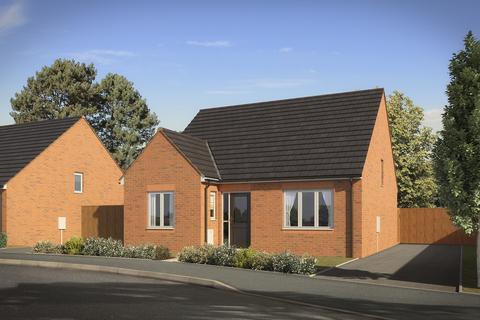 3 bedroom bungalow for sale - Plot 212, The Gilby at Shavington Park, Newcastle Road, Shavington CW2