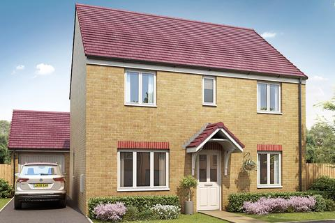 4 bedroom detached house for sale - Plot 166, The Chedworth Bay  at Weavers Meadow, Ipswich Road, Hadleigh IP7