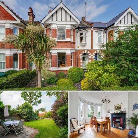 5 bedroom semi-detached house for sale - Western Gardens, London, W5