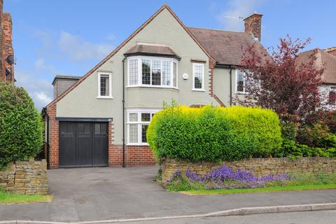 4 bedroom detached house for sale - Somersall Park Road, Somersall, Chesterfield