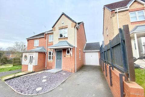 3 bedroom semi-detached house to rent - Home Avenue, Thorpe Astley, LE3 3UR