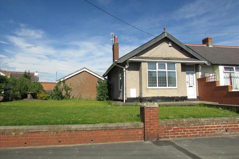 1 bedroom terraced bungalow for sale - PARK LANE, MURTON, Seaham District, SR7 9QJ