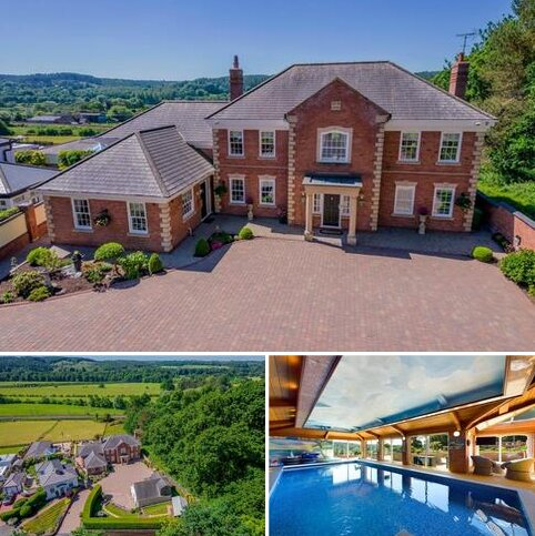5 bedroom detached house for sale - Main Road, Little Haywood