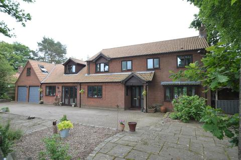 4 bedroom detached house for sale - Macks Loke, Briston