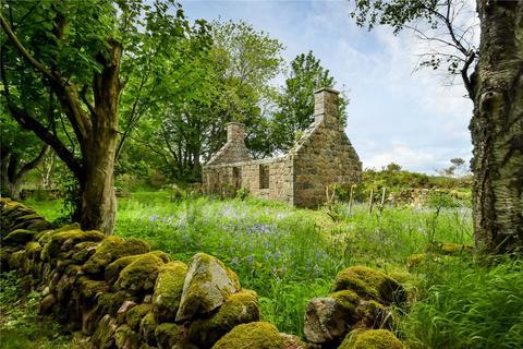 Plot for sale - Greendams Cottage House Site, Drumoak, Banchory, Aberdeenshire, AB31